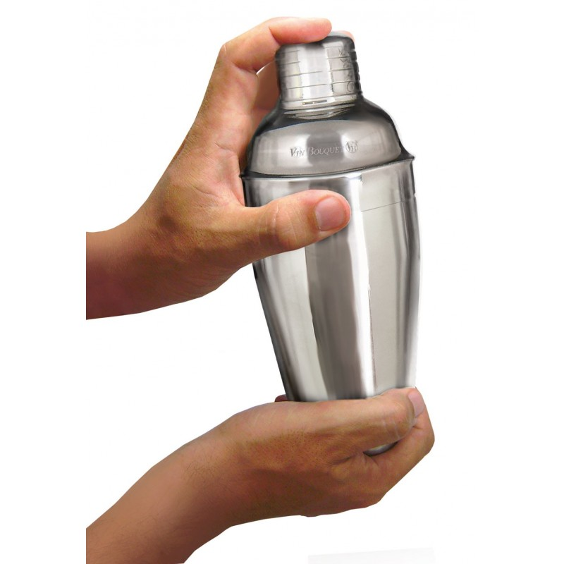COCKTAIL SHAKER 700 ml  acciaio Inox