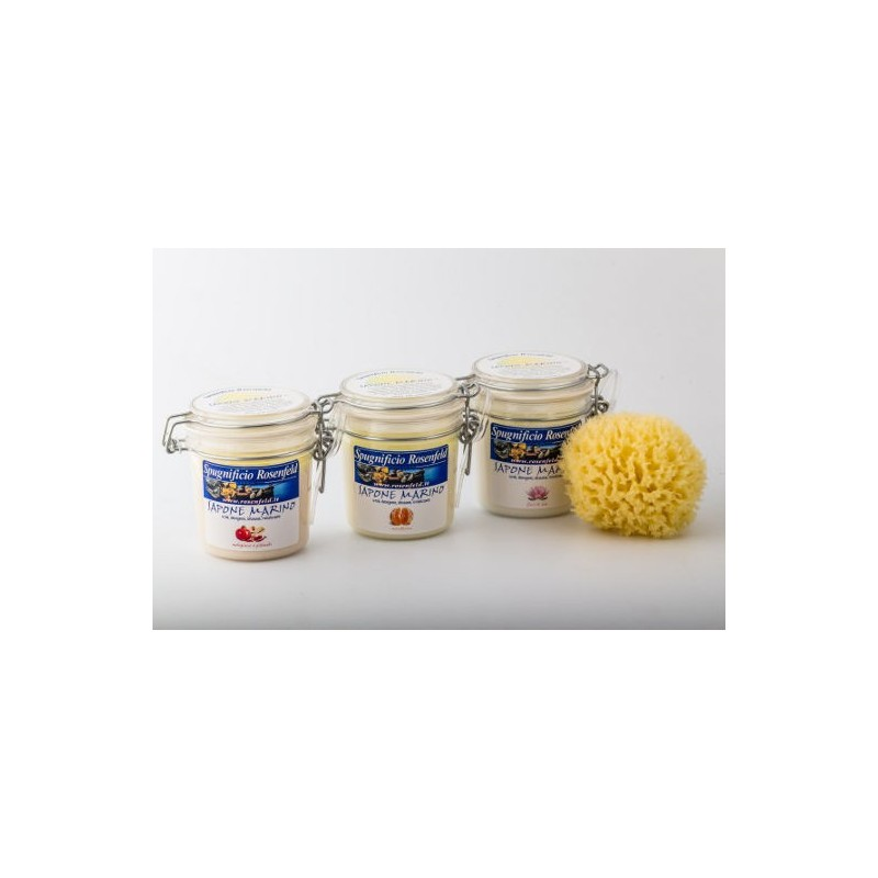 Sapone marino naturale made in italy