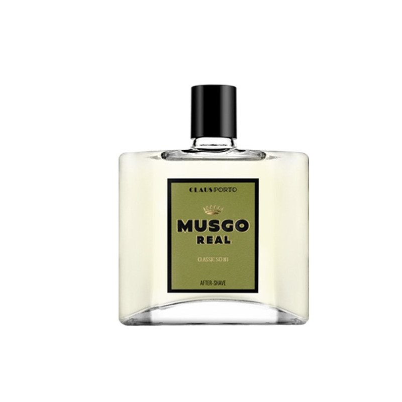 Aftershave Musgo Real